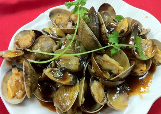 clams-blackbeansauce